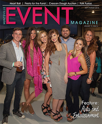 EVENT Magazine July August 2016 Cover