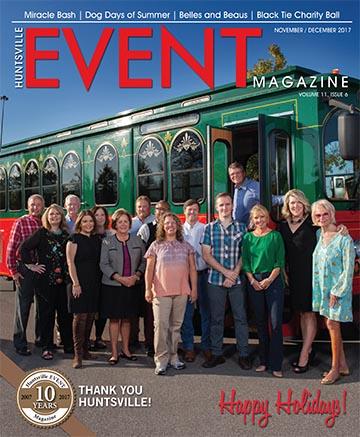 November December 2017 EVENT Cover