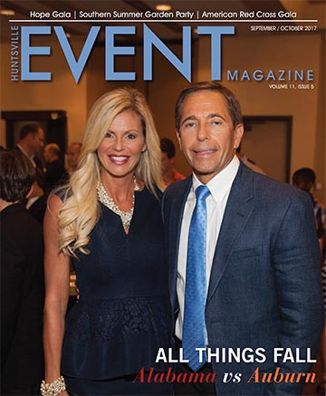 September October 2017 EVENT Cover