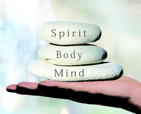 spirit, body and mind