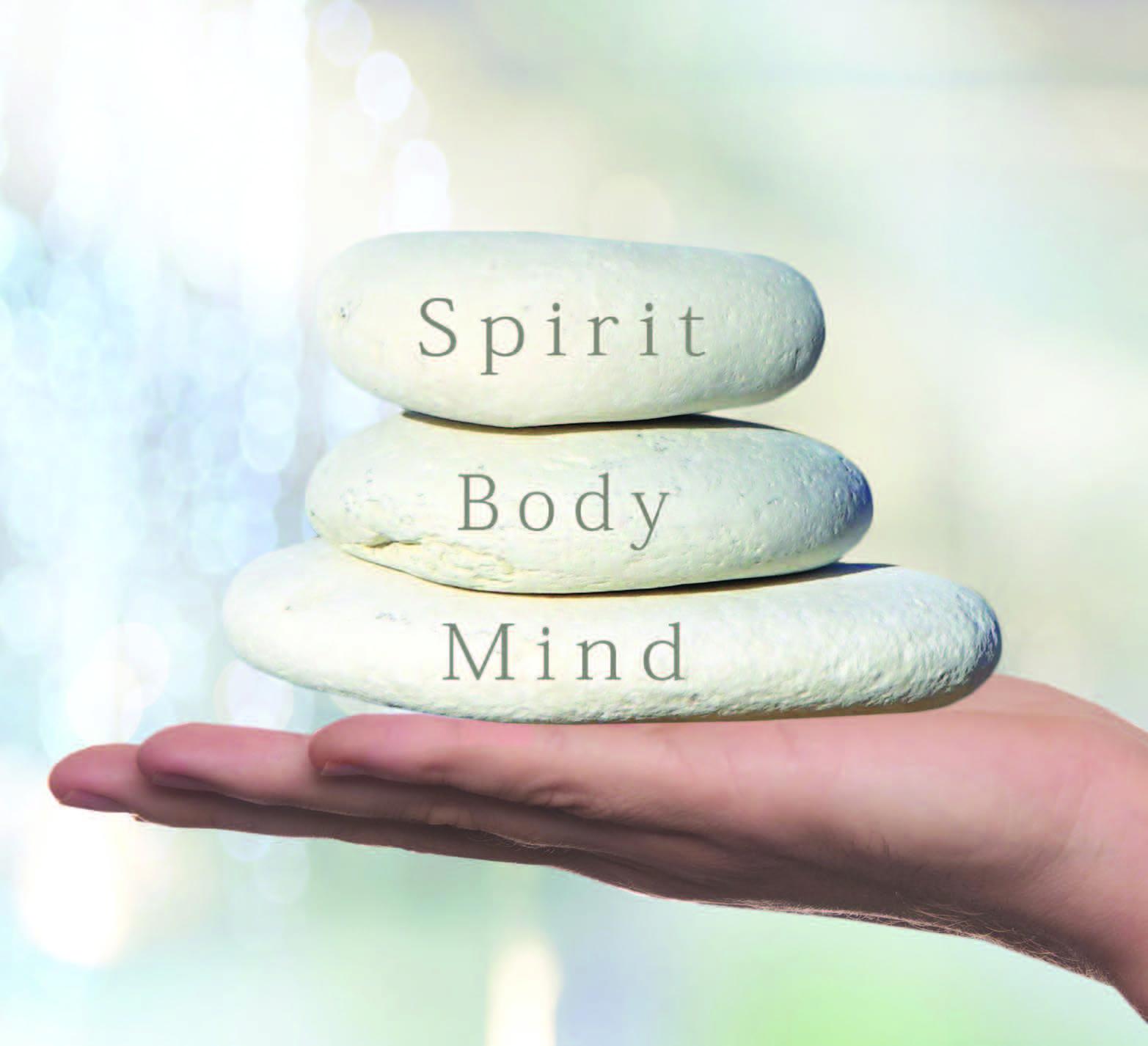 spirit, body and mind