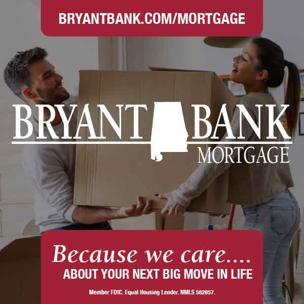 Bryant Bank ad