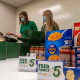 teams prepare for Food Share