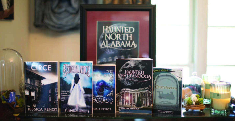 Jessica's books